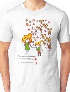 Chocolate Bunnies Unisex T-Shirt