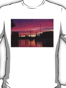 Of Yachts and Skylines T-Shirt