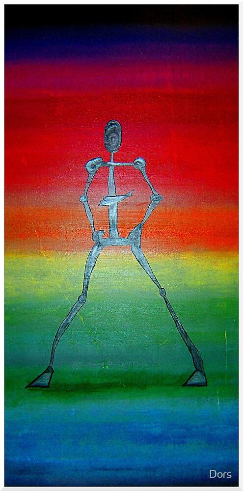 Spectrum Stickman Flex by Dors
