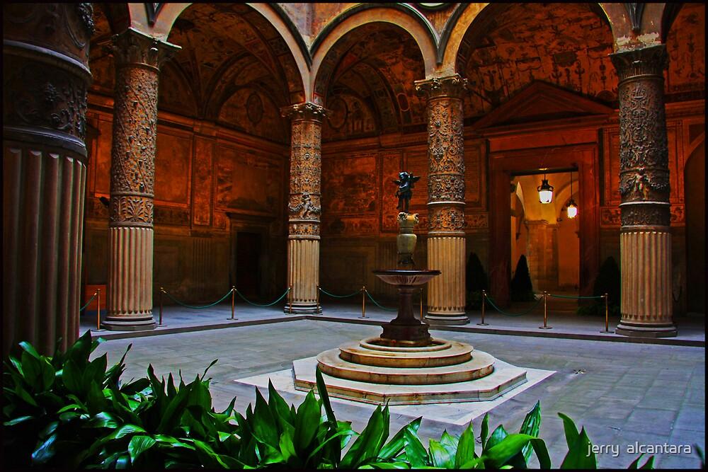 Palazzo  vecchio by jerry  alcantara