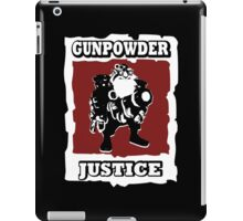 Sniper - GunPowder Justice iPad Case/Skin