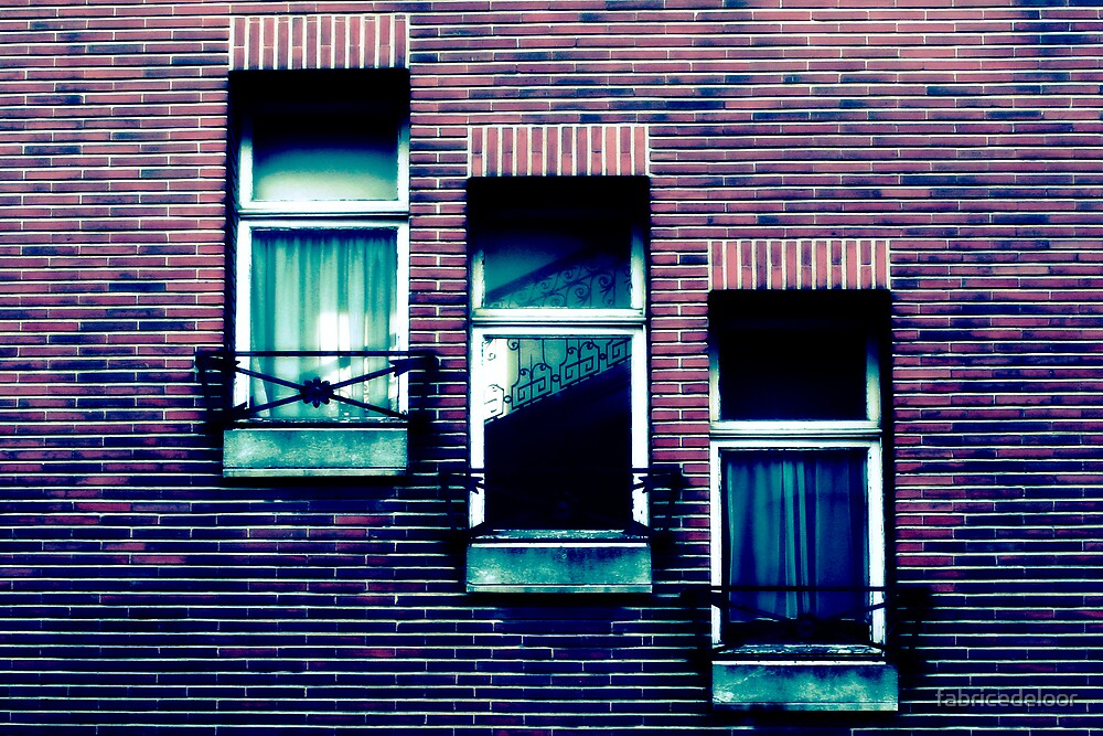 3 windows by fabricedeloor