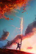 Autumn Lancer by cobaltplasma