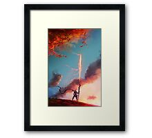 Autumn Lancer Framed Print
