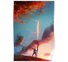 Autumn Lancer Poster