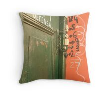 choices Throw Pillow