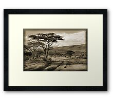 Happy Valley Framed Print