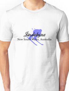 Ski Jindabyne Unisex T-Shirt