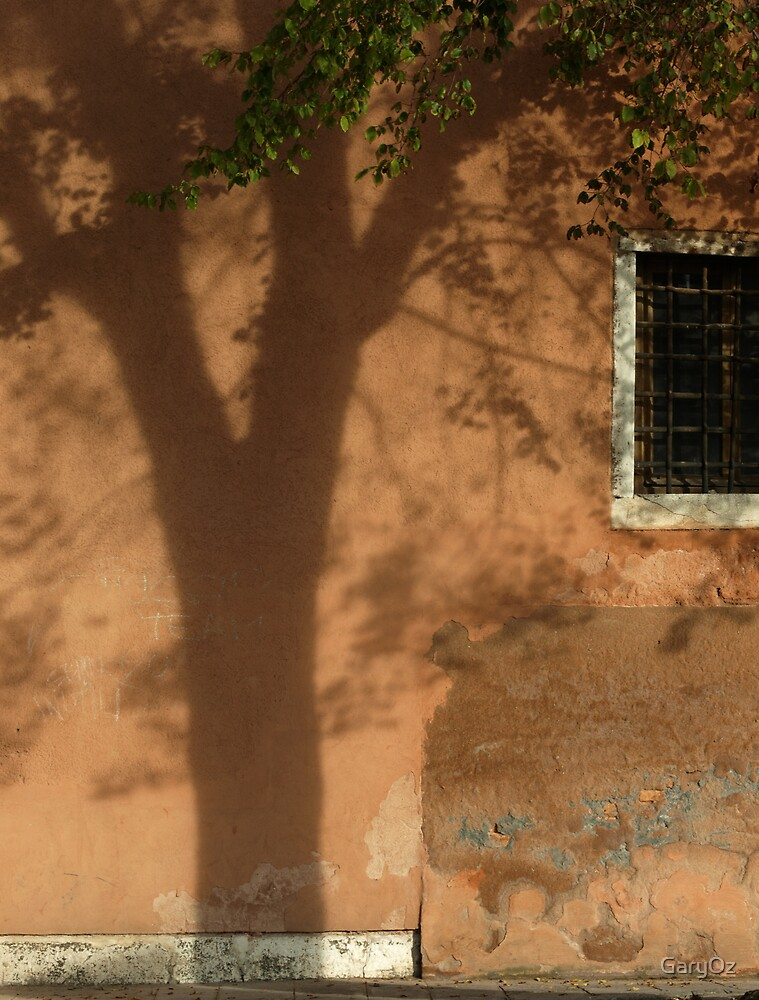 Venetian shadows by GaryOz