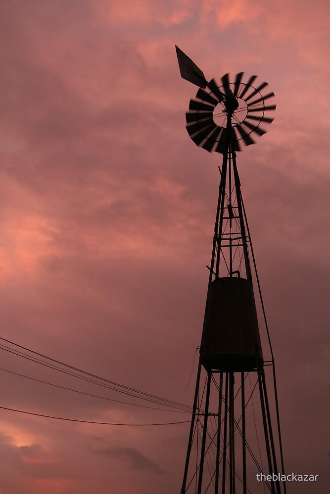 windmill II by theblackazar