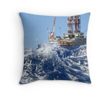 View from the Dance Floor Throw Pillow