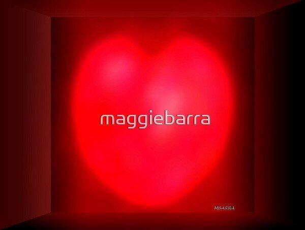 HEARTBEAT by maggiebarra
