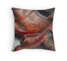 feet needed II Throw Pillow