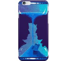 Dr who clock iPhone Case/Skin