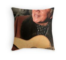 gardel sunset Throw Pillow