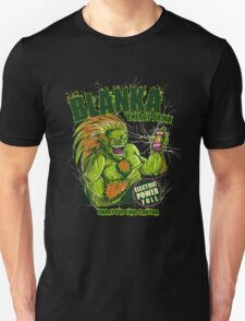 BLANKA ENERGY DRINK Unisex T-Shirt