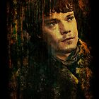 Theon Greyjoy by David Atkinson