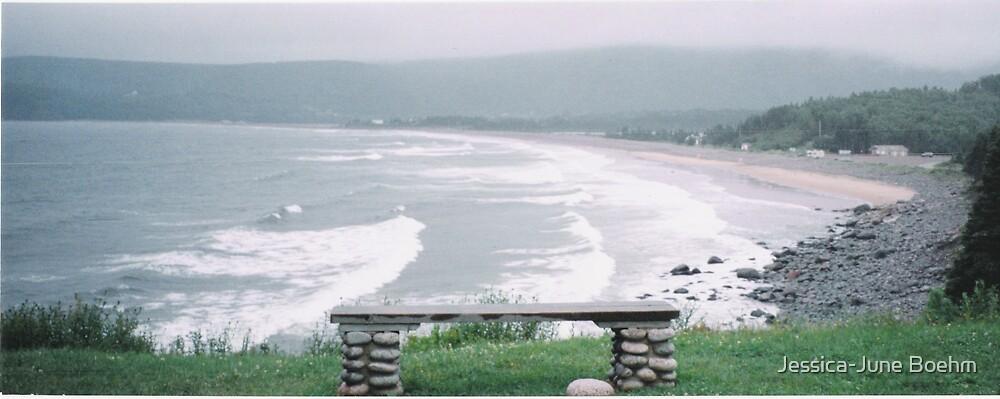 Cape Breton Island by Jessica-June Boehm