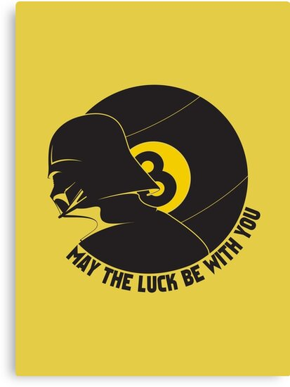 May the luck be with you by yanmos