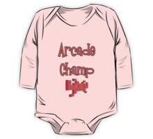 Arcade Champ by Chillee Wilson One Piece - Long Sleeve