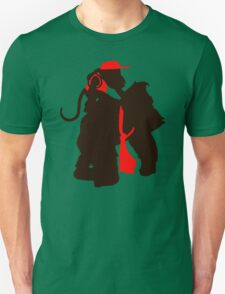 DK and Diddy (large print) T-Shirt