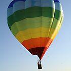 Balloon Ride by lilkarl