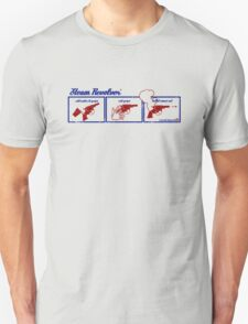 steam revolver (priciple of operation) T-Shirt