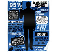 Archer - Sterling Archer Quotes Poster