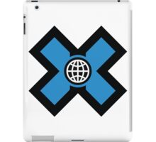 Winter X Games Plain iPad Case/Skin