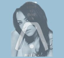 Aaliyah - Your Love Is One In A Million Kids Clothes