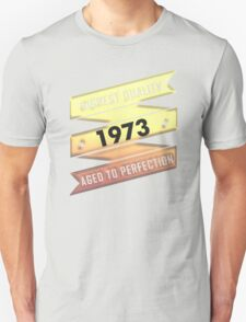 Highest Quality 1973 Aged To Perfection T-Shirt