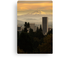 The best Hood in Portland Canvas Print