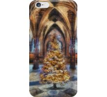 Christmas Cathedral iPhone Case/Skin