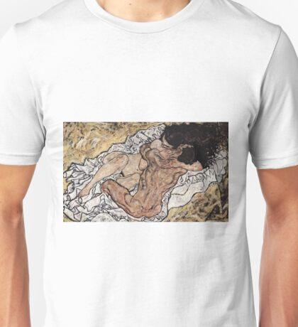 Egon Schiele - Embrace Unisex T-Shirt