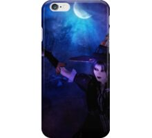 Mystic Night and Witch iPhone Case/Skin
