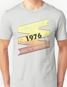 Highest Quality 1976 Aged To Perfection T-Shirt