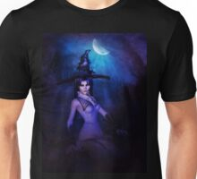 Mystic Night and Witch 2 Unisex T-Shirt