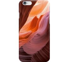 Waves at Antelope Canyon, Arizona  iPhone Case/Skin