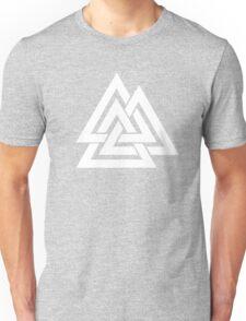 Walknut / Valknut - Wotan's Knot / Odins Knot Unisex T-Shirt
