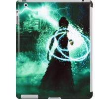 Swamp Witch iPad Case/Skin