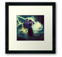 Swamp Witch 3 Framed Print