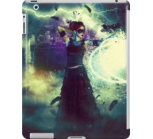 Swamp Witch 3 iPad Case/Skin