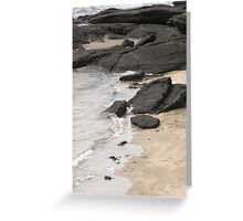 Tranquil Solitude Greeting Card