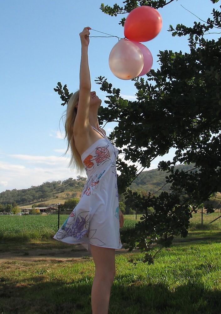 Gemma Loves Balloons by gemstar