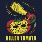 Killer Tomato by jarhumor