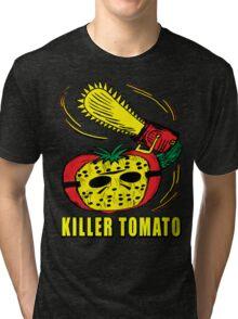 Killer Tomato Tri-blend T-Shirt