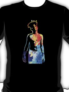 Jean-Michel Basquiat Splatter  T-Shirt