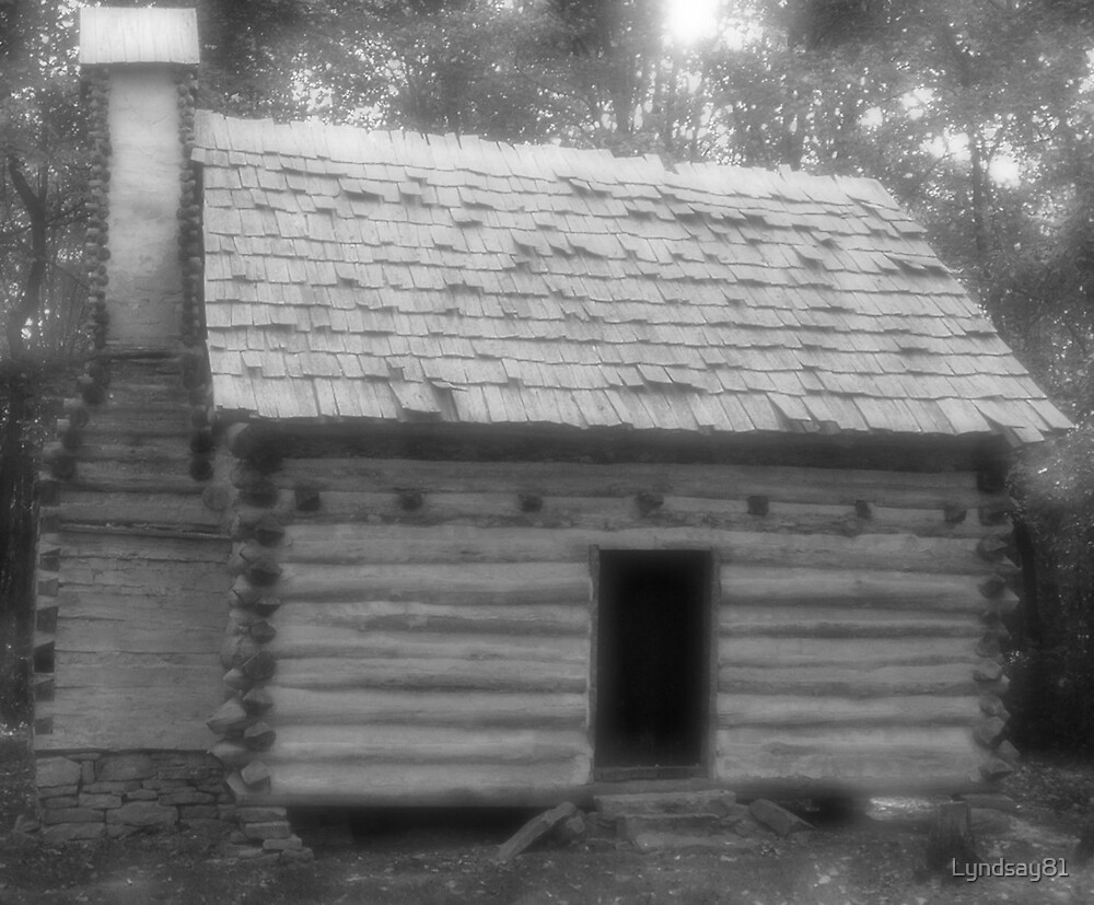 Old Soldier Cabin by Lyndsay81