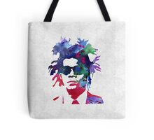 Jean-Michel Basquiat Splatter 2 Tote Bag