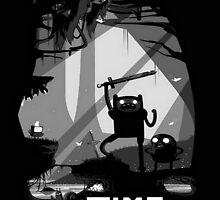 Adventure Time ! by MonHood